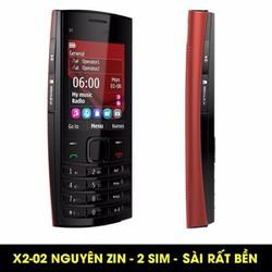 điện thoại Nokia X2-02 zin giá rẻ