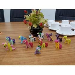 Set Pony 12 con