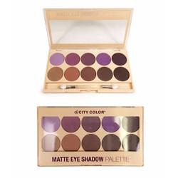 Matte Eye Shadow Palette
