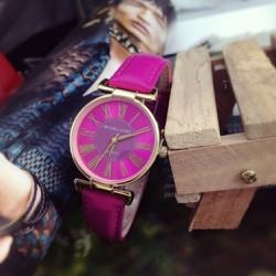 đồng hồ nữ thời trang dây da cực đẹp cực xinh