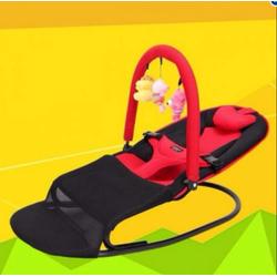 ghế rung có gắn đồ chơi  màu ngẫu nhiên
