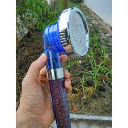 vòi sen tăng áp gấp 3 lần 3 chế độ nước loe chụm