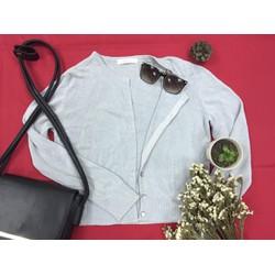 Áo khoác len cardigan, form vừa #SL000022