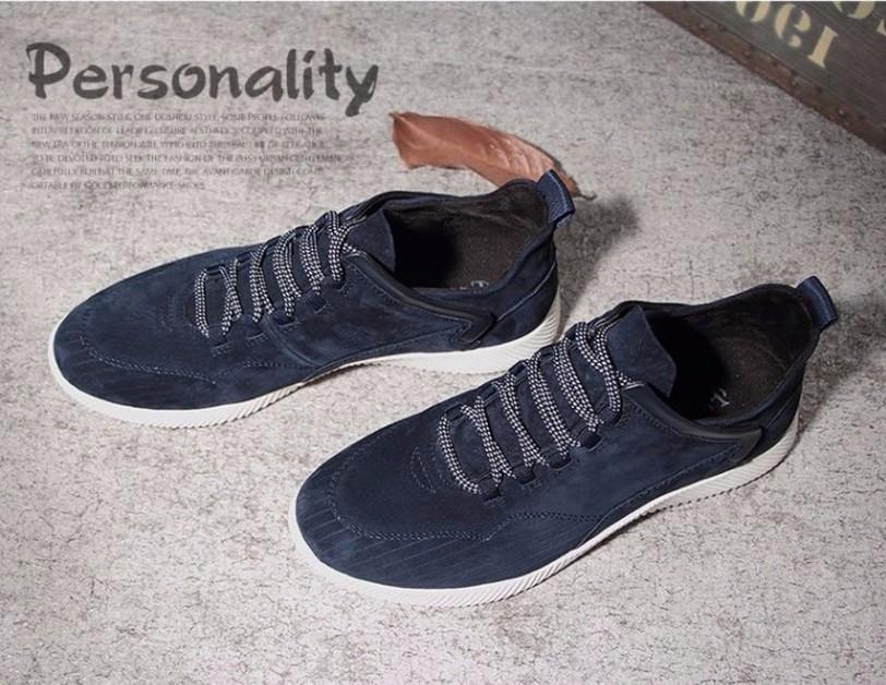 Giày nam thời trang - Kiểu dáng hàn quốc 4