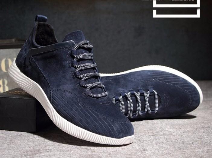 Giày nam thời trang - Kiểu dáng hàn quốc 1