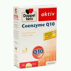 Viên uống bổ tim Coenzyme Q10 của hãng Dooppel herz