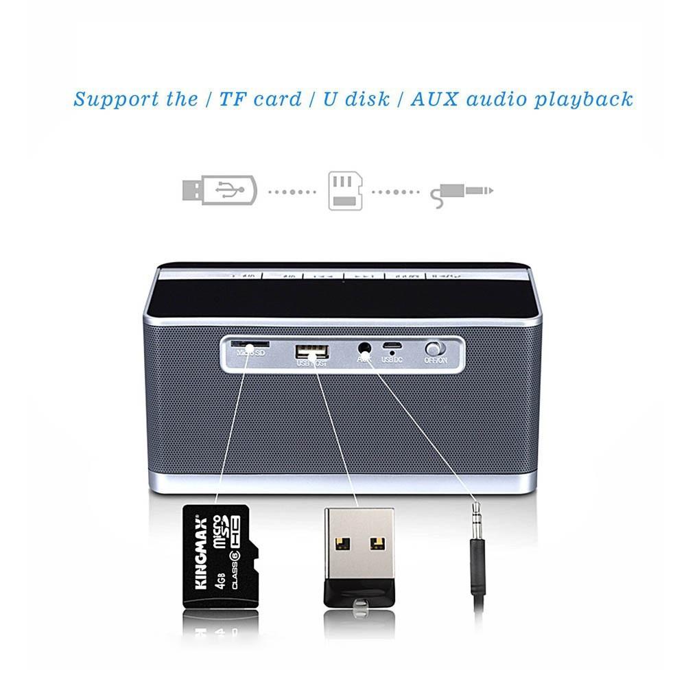 Loa Bluetooth DY-27 4