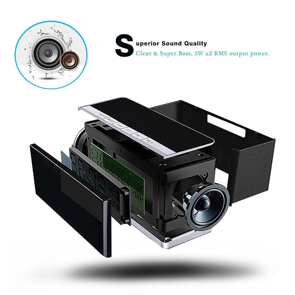 Loa Bluetooth DY-27 6