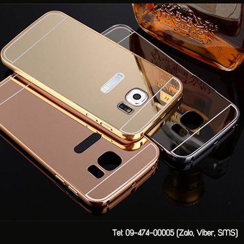 Ốp viền Galaxy S6 Edge tráng gương - 4301292 , 5796000 , 15_5796000 , 100000 , Op-vien-Galaxy-S6-Edge-trang-guong-15_5796000 , sendo.vn , Ốp viền Galaxy S6 Edge tráng gương