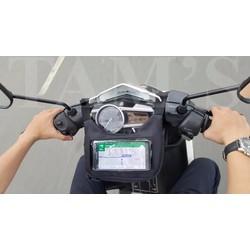 Túi đeo đầu xe máy chính hãng TAM - Lưu ý hiện có rất nhiều hàng nhái.