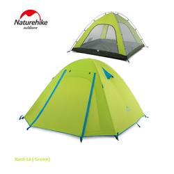 Lều cắm trại NatureHike 4-5 Người Màu Xanh Lá