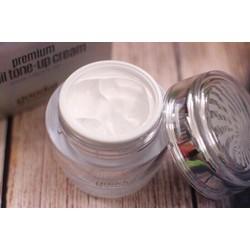Kem dưỡng trắng da cao cấp Goodal Premium Snail Tone up Cream