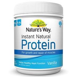 Bột bổ sung Protein Đạm thực vật Natures Way Protein 3 mùi