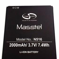 Pin Điện thoại Masstel N516