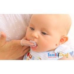 Rơ lưỡi silicon cho bé loại có hộp