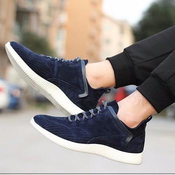 Giày nam thời trang - Kiểu dáng hàn quốc