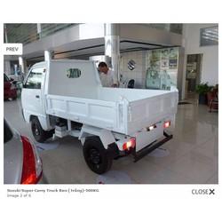 Xe suzuki truck ben 455kg