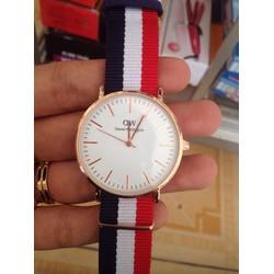 Sale off Đồng hồ dây vải thời trang, cá tính, giá tốt Cần Thơ