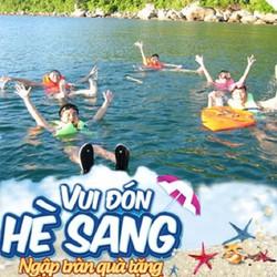 Tour du lịch hè Bình Ba - Nha Trang