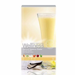Thực phẩm dinh dưỡng Oriflame 15448 vị vani Natural Balance Shake