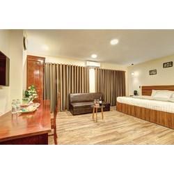 Phòng khách sạn hiện đại