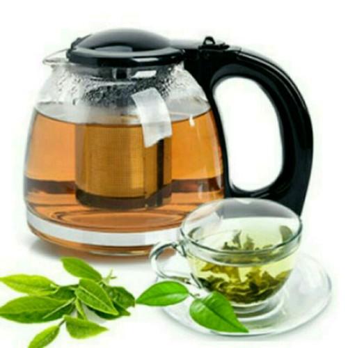 Bình lọc trà thủy tinh 700ml - 4303049 , 5806337 , 15_5806337 , 55000 , Binh-loc-tra-thuy-tinh-700ml-15_5806337 , sendo.vn , Bình lọc trà thủy tinh 700ml