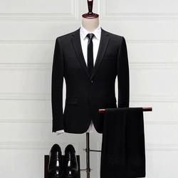 Suit cưới cao cấp tặng sơ mi lụa Mỹ