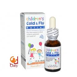 Thực phẩm chức năng  siro cảm cúm Cold-Flu