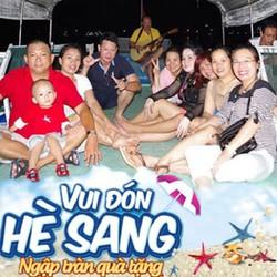 Tour du lịch hè Phú Quốc 3N2Đ