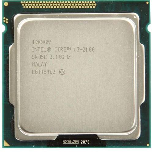 CPU i3 2100 kèm fan zin