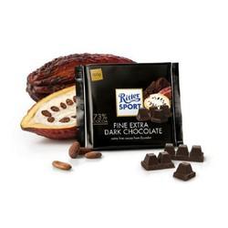 Chocolate  đen đắng 73 phần trăm  Ritter Sport Đức - 100 gr
