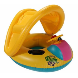 Phao bơi dành cho trẻ em có mái che -AL