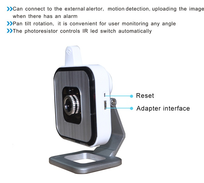 CAMERA WIFI NEO COOLCAM NIP-28 HD 1280X720 3