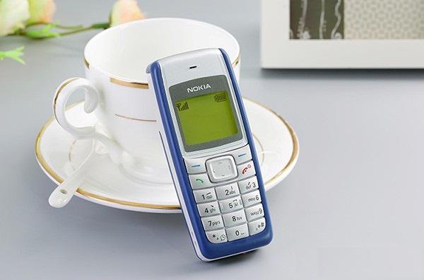 Điện thoại no kia 1110 main zin hàng chính hãng 2