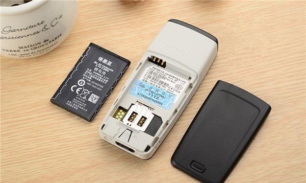 Điện thoại no kia 1110 main zin hàng chính hãng 3