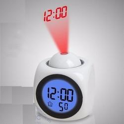 Đồng hồ thông minh đo nhiệt độ có đèn chiếu CJ2028