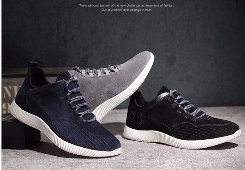 Giày nam thời trang - Kiểu dáng hàn quốc 5