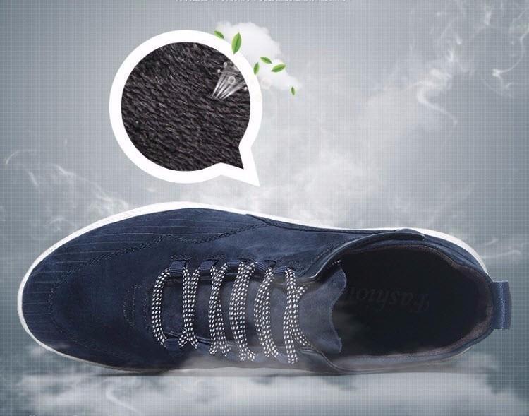 Giày nam thời trang - Kiểu dáng hàn quốc 8