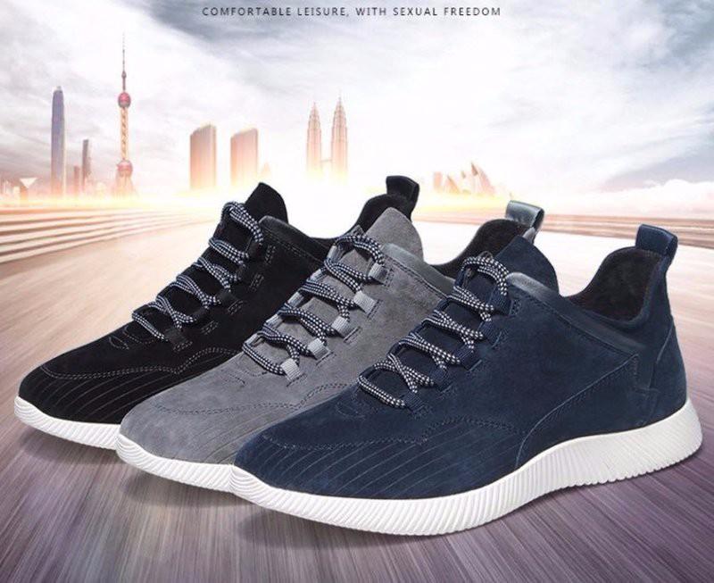 Giày nam thời trang - Kiểu dáng hàn quốc 7