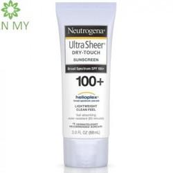 Kem Chống Nắng Neutrogena Ultra Sheer Dry-Touch SPF100