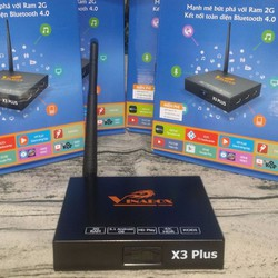tivi box x3 plus 2gb