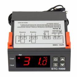 Công Tắc Cảm Biến Nhiệt Độ Elitech STC-1000