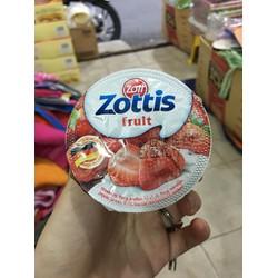 Sữa chua Zottis Nhập Khẩu Đức x4 hộp