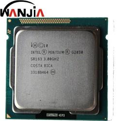 Intel Pentium Processor G2030 3.00GHz 3MB Cache tray