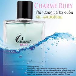 Nước Hoa Nam Charme Ruby 50ml