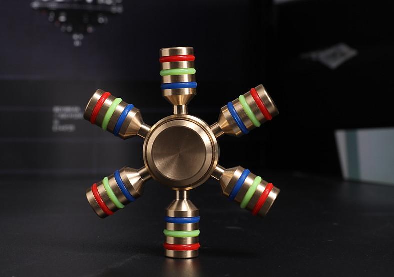 Spinner 6 Cánh Bi Inox 3