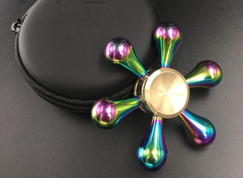Spinner 6 Cánh Bi Inox 1