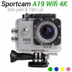 Camera hành trình A19 4K WiFi