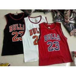 Áo Bulls ba lỗ