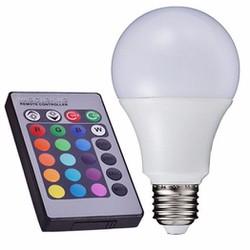 Đèn LED Đổi Màu Có Điều Khiển Từ Xa RGBLED-5